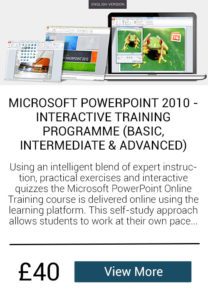 Powerpoint Training Course