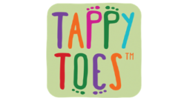 tappy toes logo